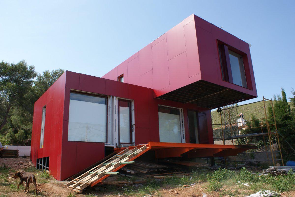 Kontejnerov domy v t z nad klasick mi zd n mi kontejnerov domy - Casas de containers precios ...