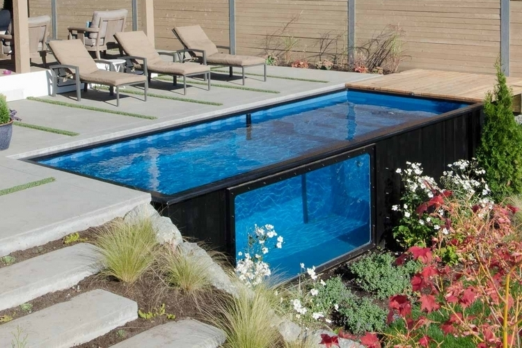 Kontejnerové bazény